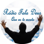 Logo da emissora Rádio Fala Deus Que Eu Te Escuto