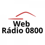 Logo da emissora Web Rádio 0800