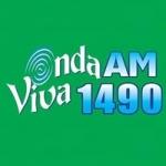 Logo da emissora Rádio Onda Viva 1490 AM