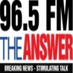 Logo da emissora Radio KHTE 96.5 FM