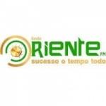 Logo da emissora Rádio Oriente 103.1 FM