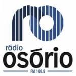 Logo da emissora Rádio Osório 106.9 FM