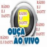 Logo da emissora Web Rádio EJ Danty