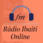 Logo da emissora Rádio Ibaiti Online