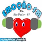 Logo da emissora Rádio Emoção FM