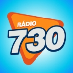 Logo da emissora Rádio 730