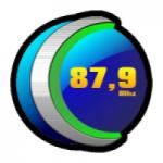 Logo da emissora Rádio Curuçá 87.9 FM