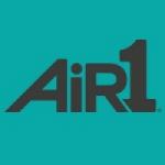 Logo da emissora Radio KJBR Air 1 93.7 FM