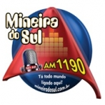 Logo da emissora Rádio Mineira do Sul 1190 AM