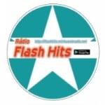 Logo da emissora Rádio Flash Hits