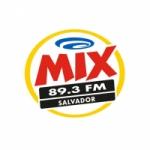 Logo da emissora Rádio Mix 89.3 FM