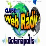 Logo da emissora Web Rádio Clube Goianápolis