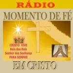 Logo da emissora Rádio Momento De Fé Em Cristo