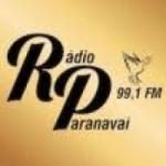 Logo da emissora Rádio Paranavaí 99.1 FM