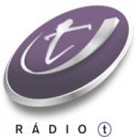 Logo da emissora Rádio T 99.1 FM