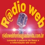 Logo da emissora Rádio Web Fonte Água Da Vida