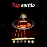 Logo da emissora Rádio Top Sertão