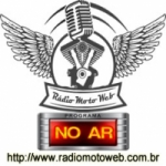 Logo da emissora Rádio Moto Web