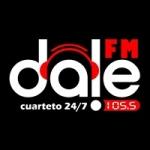 Logo da emissora Radio Dale 105.5 FM