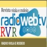 Logo da emissora Rádio Viola e Rodeio