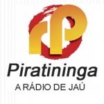 Logo da emissora Rádio Piratininga 1070 AM