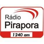 Logo da emissora Rádio Pirapora 1240 AM
