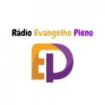 Logo da emissora Rádio Evangelho Pleno