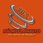 Logo da emissora Rádio Planalto 1530 AM