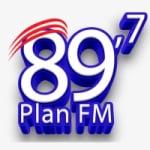 Logo da emissora Rádio Plan 89.7 FM
