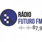 Logo da emissora Rádio Futuro 87.9 FM