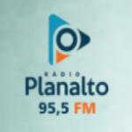 Logo da emissora Rádio Planalto 95.5 FM