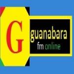 Logo da emissora Rádio Guanabara FM