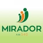 Logo da emissora Rádio Mirador 540 AM