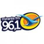 Logo da emissora Rádio Mirante 96.1 FM