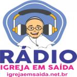 Logo da emissora Rádio Igreja em Saída