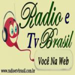Logo da emissora Rádio e TV Brasil