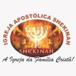 Logo da emissora Rádio Web Shekinah