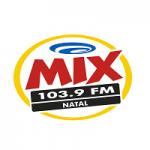 Logo da emissora Rádio Mix 103.9 FM