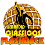 Logo da emissora Web Rádio Clássicos Flashback