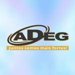 Logo da emissora Rádio Adeg