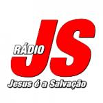 Logo da emissora Rádio Jesus é a Salvação