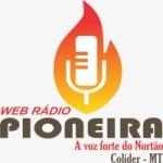 Logo da emissora Web Rádio Pioneira Colíder