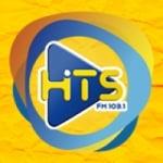 Logo da emissora Rádio Hits Recife 103.1 FM