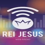 Logo da emissora Rei Jesus Web Rádio
