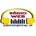 Logo da emissora Continental JF