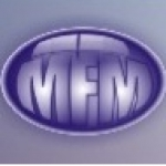Logo da emissora Rádio Moda 104.9 FM