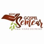 Logo da emissora Rádio Gospel Semear