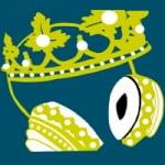 Logo da emissora Princesa Web Rádio