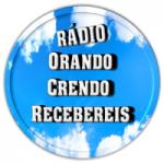 Logo da emissora Rádio Orando Crendo Recebereis