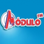 Logo da emissora Rádio Módulo 91.3 FM